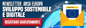 Newsletter ANSA Europa Sviluppo Sostenibile e Digitale