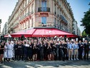 Reoping of the Fouquet's restaurant in Paris (ANSA)