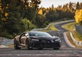 Bugatti Chiron Pur Sport supera i test all'Inferno Verde (ANSA)