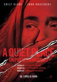 Cinema: A Quiet Place quando il silenzio horror (ANSA)