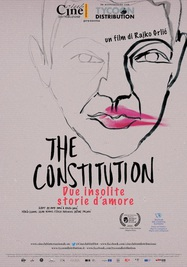 La locandina del film 'The Constitution' (ANSA)