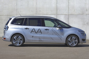Pi comodit e sicurezza con Citroen Advanced Comfort (ANSA)