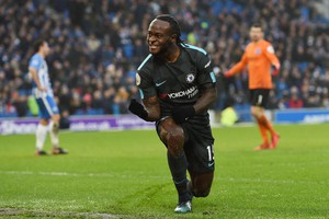 Victor Moses (ANSA)