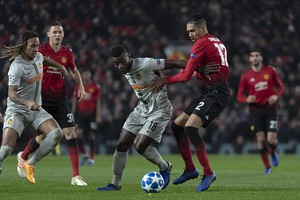 Manchester United vs Young Boys (ANSA)
