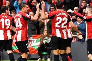Athletic Club vs UD Levante (ANSA)