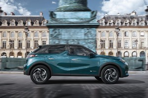 DS3 Crossback francesina chic (ANSA)