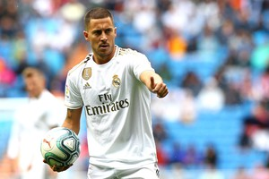 LaLiga: Real Madrid-Levante 3-2 (ANSA)