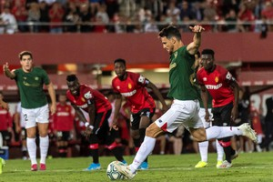RCD Mallorca vs Athletic Bilbao (ANSA)