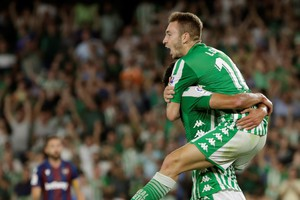Real Betis - UD Levante (ANSA)