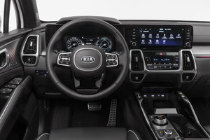 Kia Sorento, look contemporaneo e soluzioni high tech del futuro (ANSA)