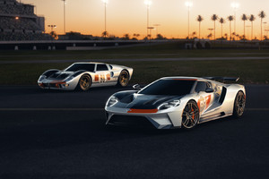 Ford GT Heritage Edition (ANSA)