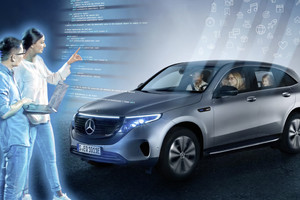 Mercedes punta su In-Car Coding Community (ANSA)