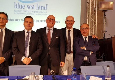 Finale Blue Sea Land 2019 (ANSA)