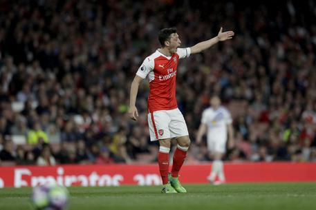 Mesut Ozil dell'Arsenal © AP