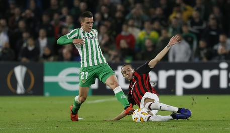 Real Betis vs AC Milan © EPA