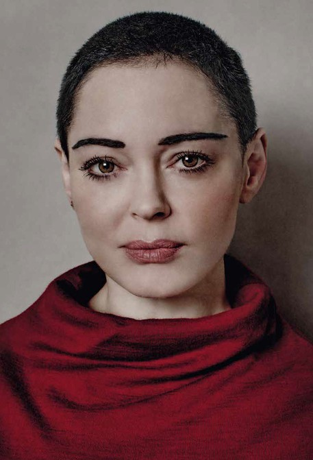 Rose McGowan © Ansa