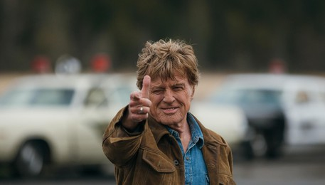 Robert Redford as