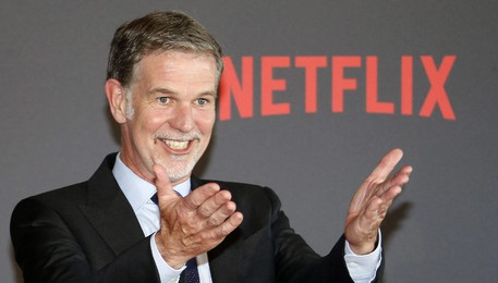 Tv: accordo Mediaset-Netflix per sette film (ANSA)