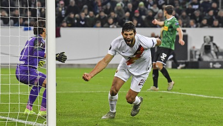 APTOPIX Germany Soccer Europa League