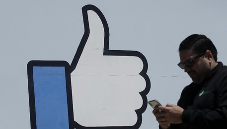 Facebook oscura i 'like' in Australia, partito il test (ANSA)