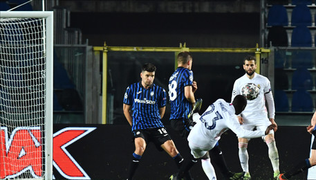 Soccer: Champions League; Atalanta-Real Madrid