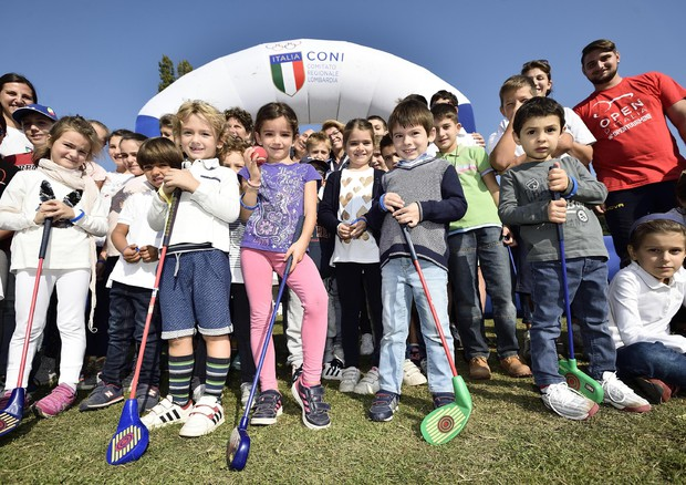 Golf: Open d'Italia, via all'ultimo giro (ANSA)