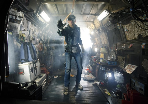 Cinema: Ready Player One di S. Spielberg (ANSA)