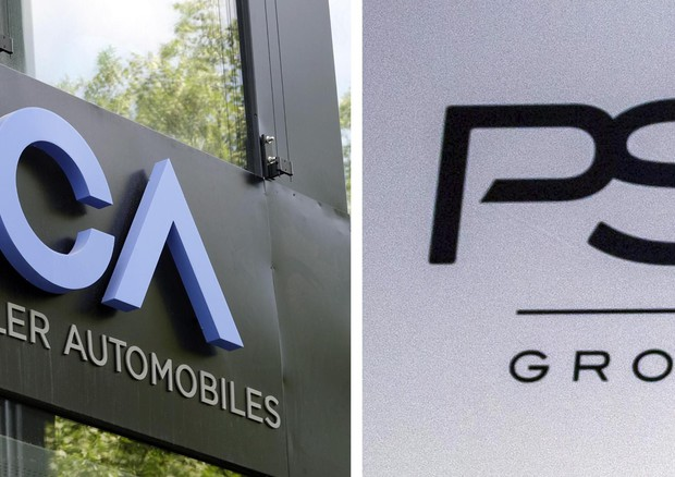 Fiat Chrysler - PSA Group © EPA