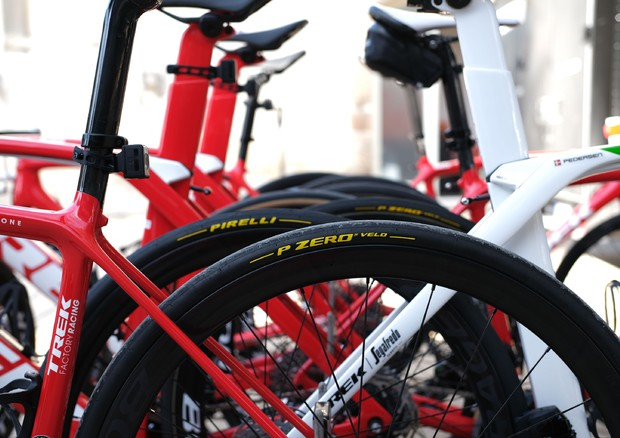 Pirelli firma accordo con team World Tour Trek-Segafredo (ANSA)