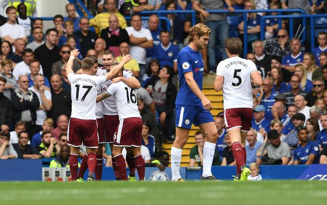 Chelsea vs Burnley ©