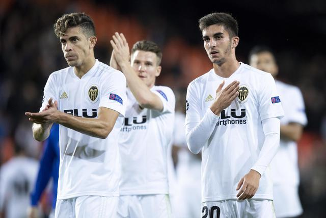 Valencia CF vs BSC Young Boys ©