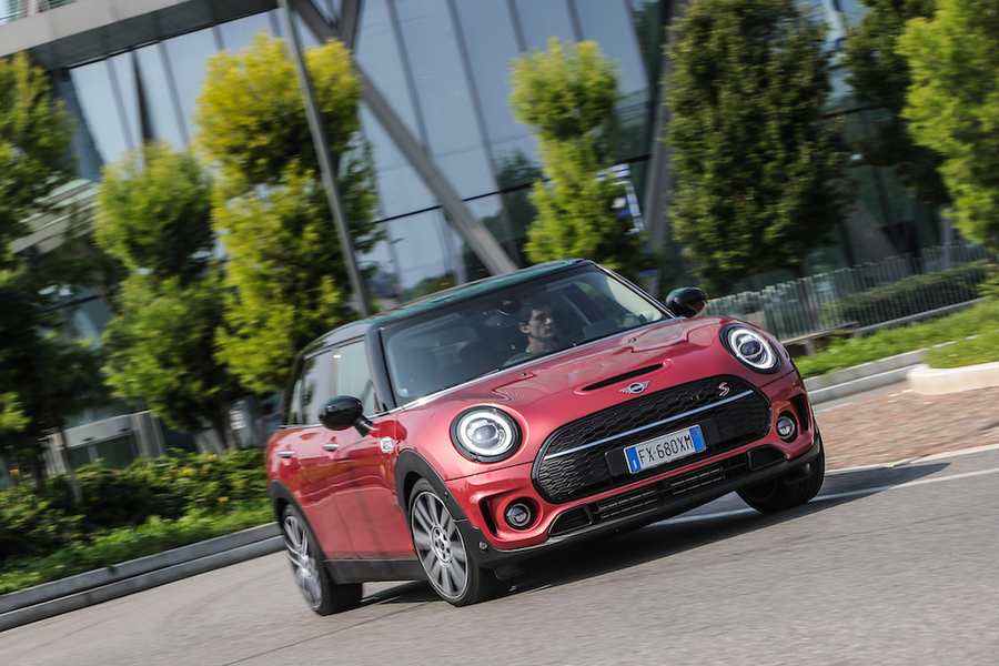 Mini Clubman Cooper SD ALL4 ©