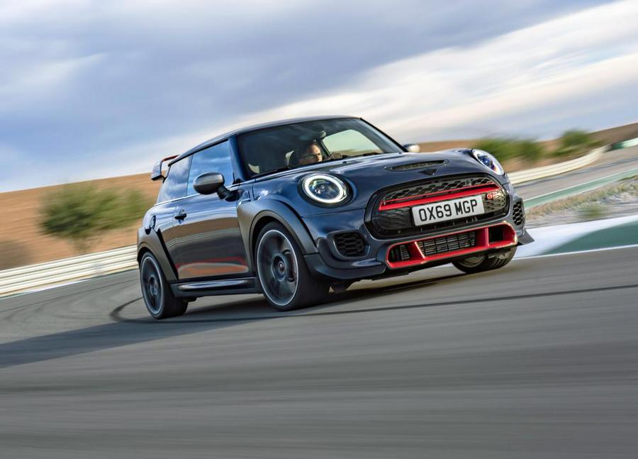John Cooper Works GP, come trasformare una pacifica Mini in un bolide © Ansa
