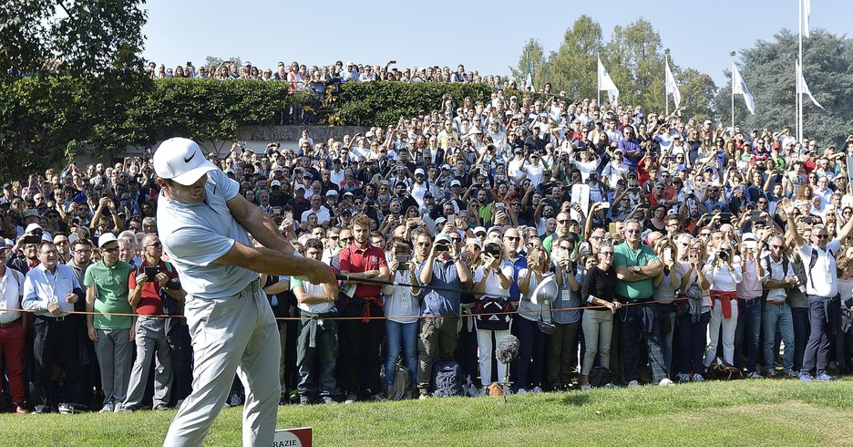 Golf: 74th Open of Italy [ARCHIVE MATERIAL 20171015 ] (ANSA)