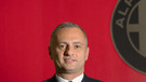 A Francesco Calcara marketing and communication Alfa Romeo (ANSA)