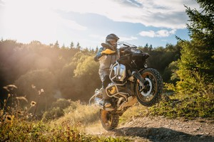 BMW 'Spirit Of GS', esperienze off-road sicure per tutti (ANSA)