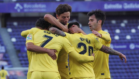 Real Valladolid vs Villarreal CF