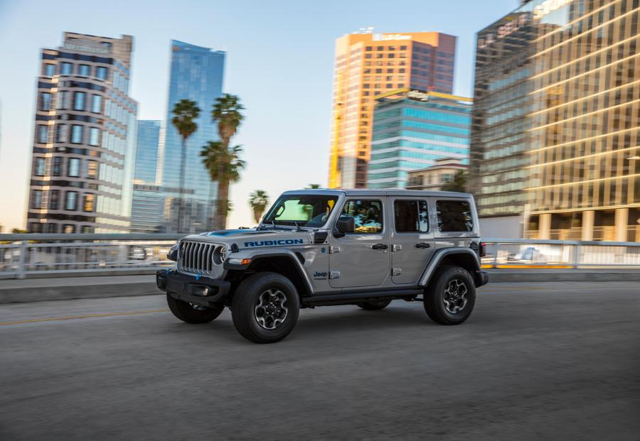 Jeep Wrangler, al via gli ordini di 4xe First Edition ©